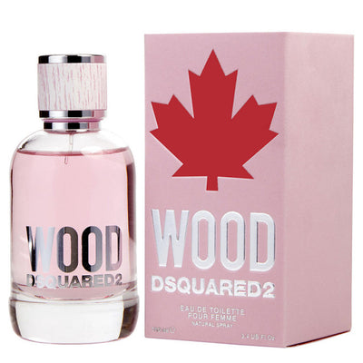 DSquared2 Wood For Her Eau de Toilette 100ml Spray