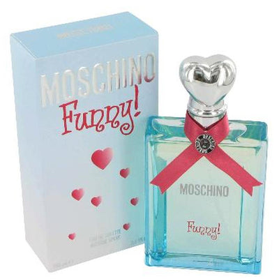 Moschino Funny Eau de Toilette 100ml Spray