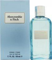 Abercrombie & Fitch First Instinct Blue for Her Eau de Parfum 50ml Spray Eau de Parfum Abercrombie & Fitch