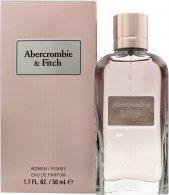 Abercrombie & Fitch First Instinct for Her Eau de Parfum 50ml Spray Eau de Parfum Abercrombie & Fitch