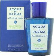 Acqua di Parma Blu Mediterraneo Bergamotto di Calabria Shower Gel 200ml Shower Gel Acqua di Parma