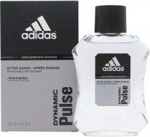 Adidas Dynamic Pulse Aftershave 100ml Aftershave Lotion (Splash) Adidas