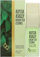 Alyssa Ashley Green Tea Essence Eau de Toilette 50ml Spray Eau de Toilette Alyssa Ashley