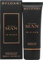 Bvlgari Man In Black Aftershave Balm 100ml Aftershave Balm Bvlgari