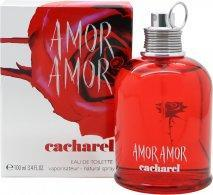 Cacharel Amor Amor Eau de Toilette 100ml Spray Eau de Toilette Cacharel