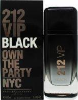Carolina Herrera 212 VIP Black Eau de Parfum 100ml Spray Eau de Parfum Carolina Herrera