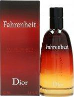 Christian Dior Fahrenheit Eau de Toilette 100ml Spray Eau de Toilette Christian Dior