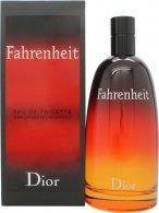 Christian Dior Fahrenheit Eau de Toilette 200ml Spray Eau de Toilette Christian Dior