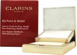 Clarins Pore Perfecting Matifying Kit 6.5g Ansigtspudder Clarins