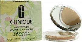 Clinique Superpowder Double Face Powder 10gr - Matte Neutral Ansigtspudder Clinique