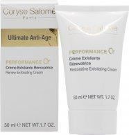Coryse Salome Ultimate Anti-Age Renew Exfoliating Cream Gold 50ml Ansigtsscrub Coryse Salome