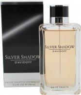 Davidoff Silver Shadow Eau de Toilette 100ml Spray Eau de Toilette Davidoff