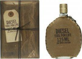 Diesel Fuel For Life Eau de Toilette 125ml Spray Eau de Toilette Diesel