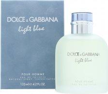 Dolce & Gabbana Light Blue Eau de Toilette 125ml Spray Eau de Toilette Dolce & Gabbana