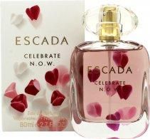 Escada Celebrate N.O.W. Eau de Parfum 80ml Spray Eau de Parfum Escada