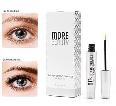 Eyelash Activating Serum By MORE BEAUTY med 5 ML Morecosmetics