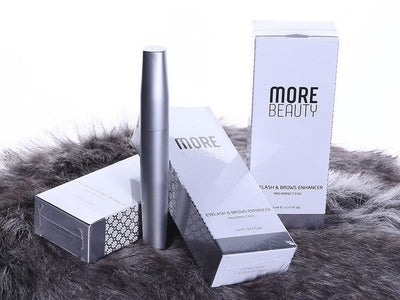 Eyelash Activating Serum By MORE BUEATY med 5 ML Morecosmetics