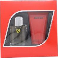 Ferrari Red Gavesæt 75ml EDT + 150ml Shower Gel Eau de Toilette Ferrari