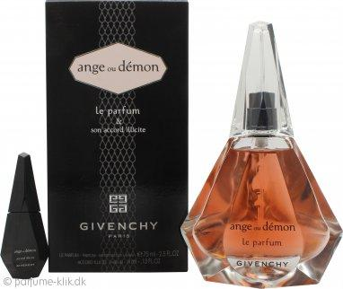 Givenchy Ange ou Demon Le Parfum & Son Accord Illicite Gavesæt 75ml EDP + 4ml EDP Eau de Parfum Givenchy