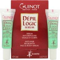 Guinot Dépil Logic Sérum Face and Body Anti Hair Regrowth Serum 23 x 8ml Hårfjerning Guinot