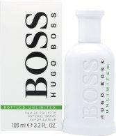 Hugo Boss Boss Bottled Unlimited Eau de Toilette 100ml Spray Eau de Toilette Hugo Boss