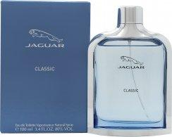 Jaguar Classic Eau de Toilette 100ml Spray Eau de Toilette Jaguar