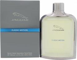Jaguar Classic Motion Eau de Toilette 100ml Spray Eau de Toilette Jaguar