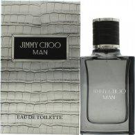Jimmy Choo Man Eau de Toilette 30ml Spray Eau de Toilette Jimmy Choo