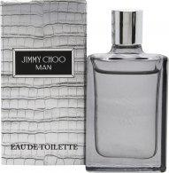 Jimmy Choo Man Eau De Toilette 4.5ml Mini Eau de Toilette Jimmy Choo
