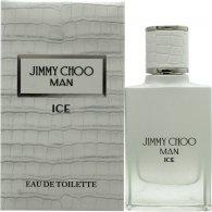 Jimmy Choo Man Ice Eau de Toilette 30ml Spray Eau de Toilette Jimmy Choo