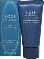 Kosé Cell Radiance Exfoliating Skin Renewer 75ml Ansigtsscrub Kosé