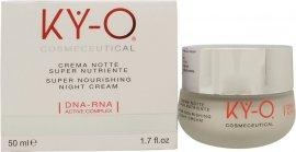 KY-O Cosmeceutical Super Nourishing Night Cream 50ml Ansigts Creme KY-O Cosmeceutical