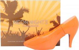 Laurelle Neon Nights Vegas Orange Eau de Parfum 100ml Spray Eau de Parfum Laurelle