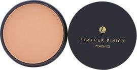Lentheric Feather Finish Compact Powder 20g - Peach 02 Ansigtspudder Lentheric