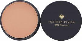 Lentheric Feather Finish Compact Powder Refill 20g - Deep Peach 03 Ansigtspudder Lentheric