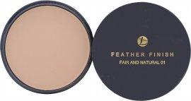 Lentheric Feather Finish Compact Powder Refill 20g - Fair & Natural 01 Ansigtspudder Lentheric
