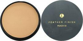 Lentheric Feather Finish Compact Powder Refill 20g - Peach 02 Ansigtspudder Lentheric