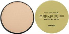 Max Factor Creme Puff Foundation 21g - #85 Light 'n' Gay Foundation Max Factor