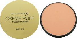Max Factor Creme Puff Pressed Powder - 55 Candle Glow Refill Ansigtspudder Max Factor