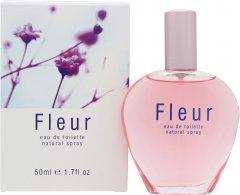 Mayfair Fleur Eau de Toilette 50ml Spray Eau de Toilette Mayfair