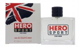 Mayfair Hero Sport Eau de Toilette 100ml Spray - Limited Edition Eau de Toilette Mayfair