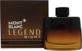 Mont Blanc Legend Night Eau de Parfum 50ml Spray Eau de Parfum Mont Blanc