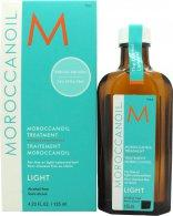 Moroccanoil Hair Treatment 125ml - Light Hår Behandling Moroccanoil