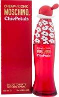 Moschino Cheap & Chic Chic Petals Eau de Toilette 100ml Spray Eau de Toilette Moschino