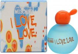 Moschino Cheap & Chic I Love Love Eau de Toilette 4.9ml Mini Eau de Toilette Moschino