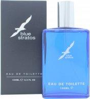 Parfums Bleu Limited Blue Stratos Eau de Toilette 100ml Spray Eau de Toilette Parfums Bleu Limited