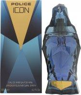 Police Icon For Man Eau de Parfum 125ml Spray Eau de Parfum Police