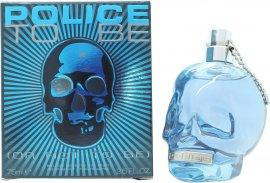Police To Be Eau de Toilette 75ml Spray Eau de Toilette Police