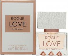 Rihanna Rogue Love Eau de Parfum 30ml Spray Eau de Parfum Rihanna