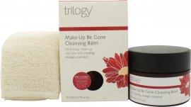 Trilogy Make-Up Be Gone Cleansing Balm 80ml Makeup Fjerner Trilogy
